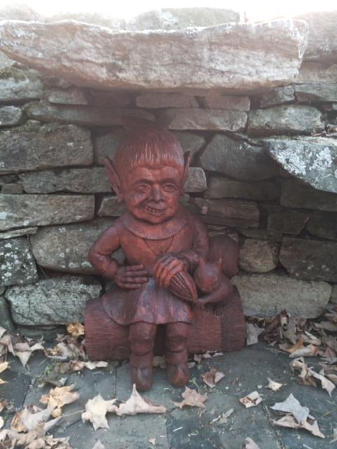 garden troll-home