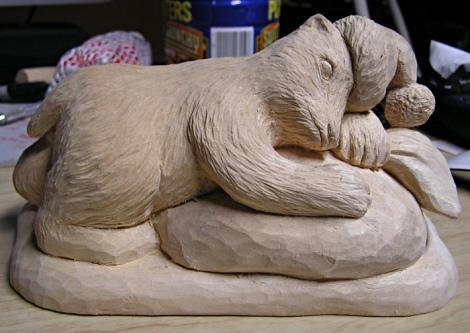 Polar Bear Cub Santa 9-28-16