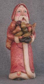 """Harvest Santa 10"""" Originally $1800. Contact me"""