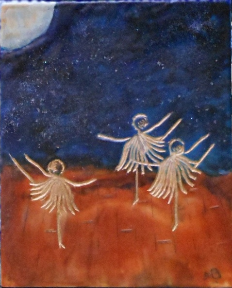 """Moondance"" SOLD"